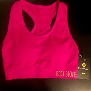 NWT Body Glove Women's Seamless Active Sports Bra